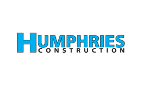 Humphries Construction.